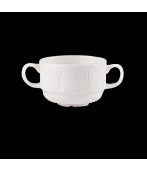 Soup Cup, 10 oz., handled, Distinction, Vogue, Monique (USA stock item) (minimum