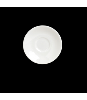 "A.D. Saucer, 4-5/8"", Anfora, American Basics (USA stock item) (minimum = case qu"