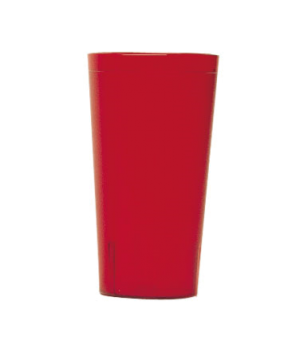 "Colorware Tumbler, 32 oz., top dia. 3-15/16"", bottom dia. 2-7/8"", 7-1/4""H, impac"