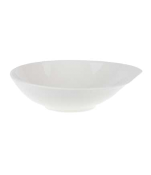 "Soup Bowl, 8-1/4"" x 7-7/8"", 10-1/4 oz., premium porcelain, Flow"