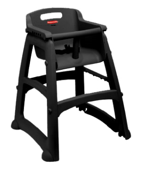 Sturdy Chair™ Youth Seat with Wheels, safety harness with release mechanism, wit