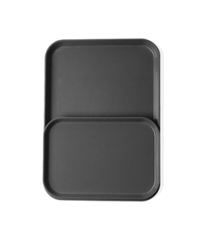 "Camtray®, insert 10-1/8"" x 15"", 2 fit into a 1520, dishwasher safe, fiberglass,"