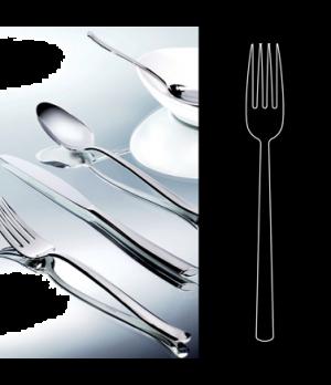 """Dessert Fork, 7-1/2"""", stainless steel, La Tavola, Yuki (USA stock item) (minimum"""