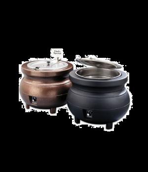 Cayenne® Colonial Kettle 11 quart, Rethermalizer, MERCHANDISER PACKAGE-BURNT COP