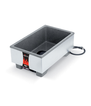 Cayenne® Full Size Heat'N Serve Full Size Rethermalizer, Brushed stainless steel