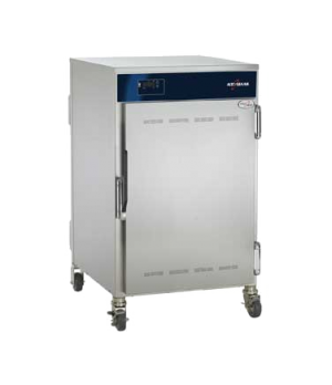 Halo Heat® Holding Cabinet, simple control with ON/OFF power switch, up and down