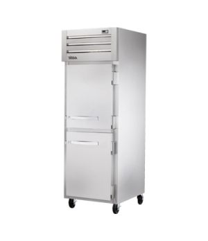 SPEC SERIES® Freezer, Reach-in, -10°F, one-section, stainless steel front & side