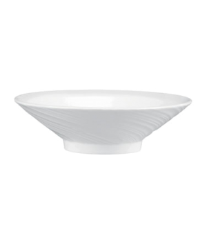 "Ethereal Cereal Bowl, 7"" dia., round, dishwasher safe, bone china, white"