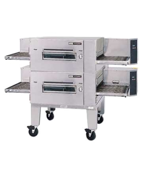 Lincoln Impinger® Low Profile™ Oven Package, electric, double stack, includes (2