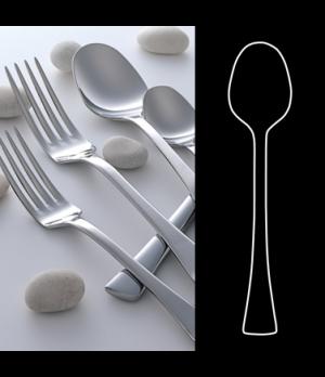 "US Tea Spoon, 6"", 18/10 stainless steel, WNK, Eclipse (USA stock item) (minimum"