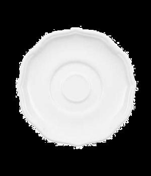 """Saucer, 6-1/4"""", (cup OCR's -1240/70/71, -1361, -1710, -2510), premium porcelain,"""