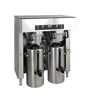 39200.0000 Titan® Dual Brewer, 34.3 gallon per hour, coffee extraction controlle