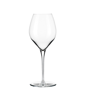 Wine Glass, 16 oz., seam-free, stem, flat foot, ClearFire™ glass, Rivere, (H 9-1