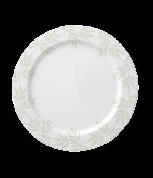 "Platter, 12-5/8"" (32cm) diameter, salamander/microwave/dishwasher safe, premium"