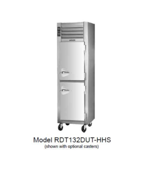 "Spec-Line Refrigerator/Freezer Dual Temp Cabinet, Reach-in, 48"" wide, designed f"
