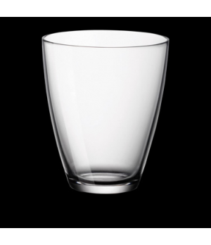 Rocks Glass, 13-1/4 oz., clear, Bormioli, Zeno (USA stock item) (minimum = case