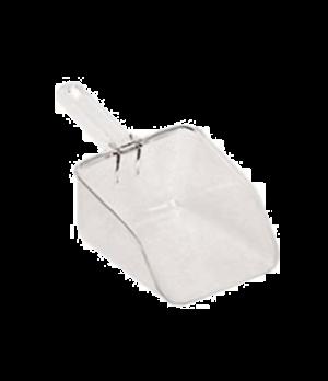 Bouncer® Utility Scoop, 64 oz., smooth surface, dishwasher safe, break resistant