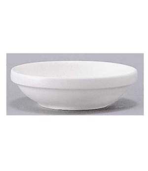 "Individual Bowl #4, 5-7/8"", 10-1/4 oz., premium porcelain, Easy White"