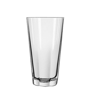"Cooler Glass, 16 oz., DuraTuff®, DAKOTA, (H 6-1/4""; T 3-1/2""; B 2-3/8""; D 3-1/2"""
