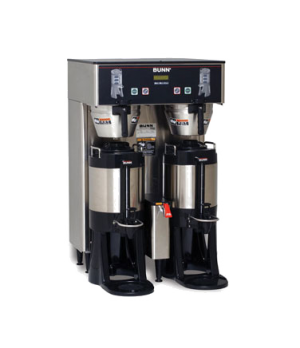 34600.0000 DUAL TF DBC® BrewWISE® ThermoFresh® Coffee Brewer, 18.9 gal/hr, coffe