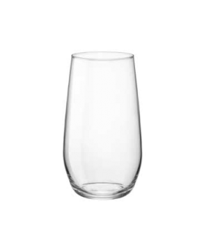 Long Drink Glass, 13-1/4 oz., Bormioli, Electra (USA stock item) (minimum = case