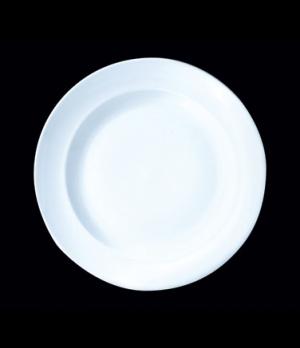 """Plate, 11"""" dia., round, Distinction, Vogue (USA stock item) (minimum = case quan"""