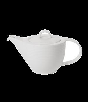 Teapot #5, 13 oz.,  premium porcelain, Sedona Fuction