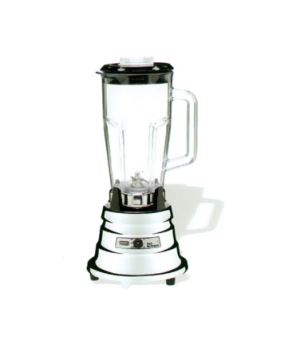 Bar Blender, 48 oz. capacity, two speed motor, 3-position toggle switch, polycar