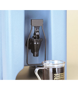 Easy Serve Dispenser, fits LCD Spigots, black