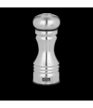 """Salt Shaker, 6""""H, stainless steel, Trudeau (priced per case, packed 4 each per c"""