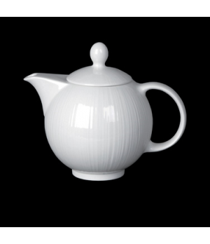 Teapot, 21 oz., medium lid, Distinction, Spyro (priced per case, packed 6 each p
