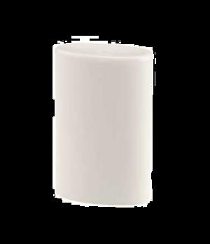 """Pepper Shaker, 3"""", premium porcelain, Dune"""