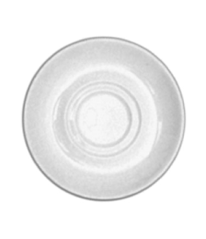 "Cafe Espresso Saucer, 4-1/2"" (11 cm), round, double well, scratch resistant, ove"