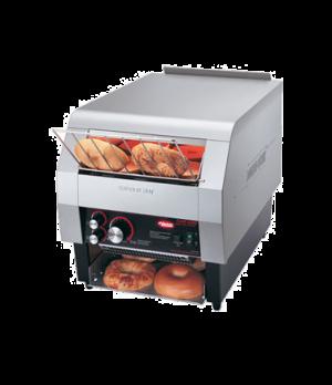 Toast-Qwik® Conveyor Toaster, horizontal conveyor, countertop design, toasts one