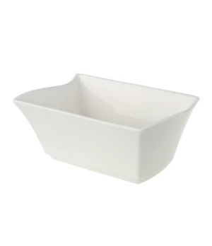 "Gravy Boat, 6-1/4"" x 3-7/8"", 12 oz., premium porcelain, New Wave"