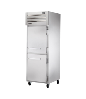 SPEC SERIES® Freezer, Reach-in, -10°F, one-section, stainless steel front, alumi