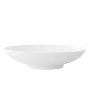 "Bowl, 14-3/4"" x 8-1/2"", oval, premium bone porcelain, Modern Grace"
