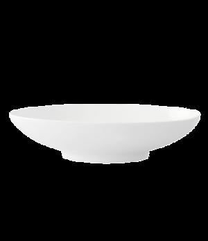 """Bowl, 14-3/4"""" x 8-1/2"""", oval, premium bone porcelain, Modern Grace"""