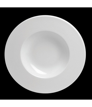 """Soup Bowl, 9 oz., 9"""" dia., round, rimmed, porcelain, Tria, Wish (minimum = case"""