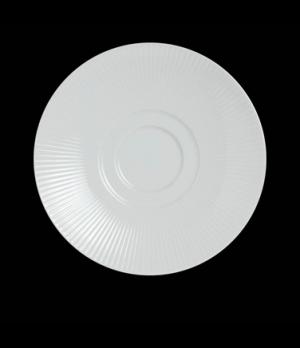 """Saucer, 6-1/2"""" dia., round, for 6314P1034 & 6314P1035, porcelain, Sonata, Rene O"""