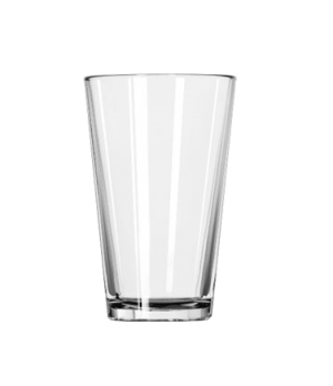 "Beverage Glass, 12 oz., heat-treated, DuraTuff®, Restaurant Basics (H 5""; T 3-1/"