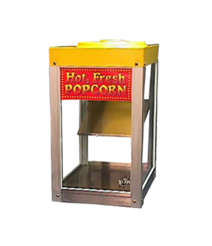 "Nacho Chip/Popcorn Merchandiser, 12""Lx15""Dx23""H, approximately 7 lb. capacity, t"