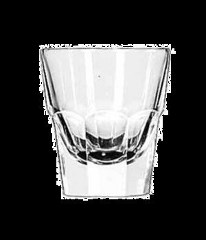 """Rocks Glass, 4-1/2 oz., DuraTuff®, GIBRALTAR®, (H 3-1/8""""; T 3""""; B 2-1/8""""; D 3"""")"""