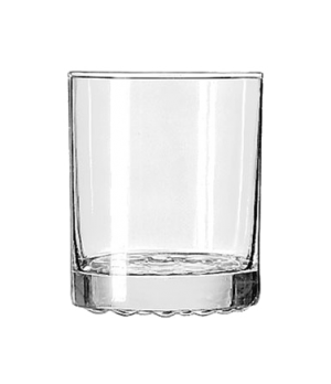 Double Old Fashioned Glass, 12-1/4 oz., Safedge® Rim guarantee, NOB HILL® (H 3-7