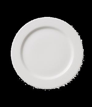 "Plate, 10-5/8"", flat,  premium porcelain, Sedona Fuction"