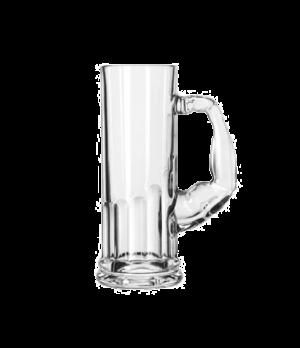 """Muscle Mug, 20-3/4 oz., (H 8-1/2""""; T 3""""; B 3-3/8""""; D 5-1/2"""") (6 each per case)"""