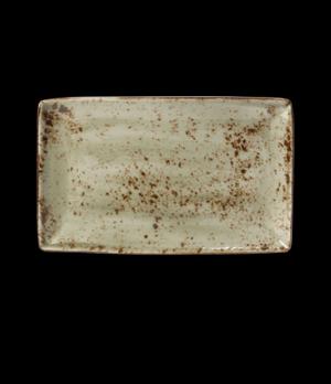 """Platter, 10-5/8"""" x 6-1/2"""", rectangular, narrow rim, freezer/microwave/dishwasher"""