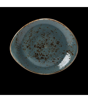 "Plate, 10"" dia., free style body, freezer/microwave/dishwasher safe, lifetime ed"
