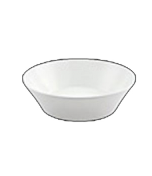 "(0018) Fusion Oatmeal/Cereal Bowl, 7-1/8"" dia. (18.1 cm), bone china, microwave"