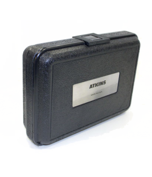"Hard Carrying Case, 12"" x 17"" x 3-1/2"" (Atkins)"
